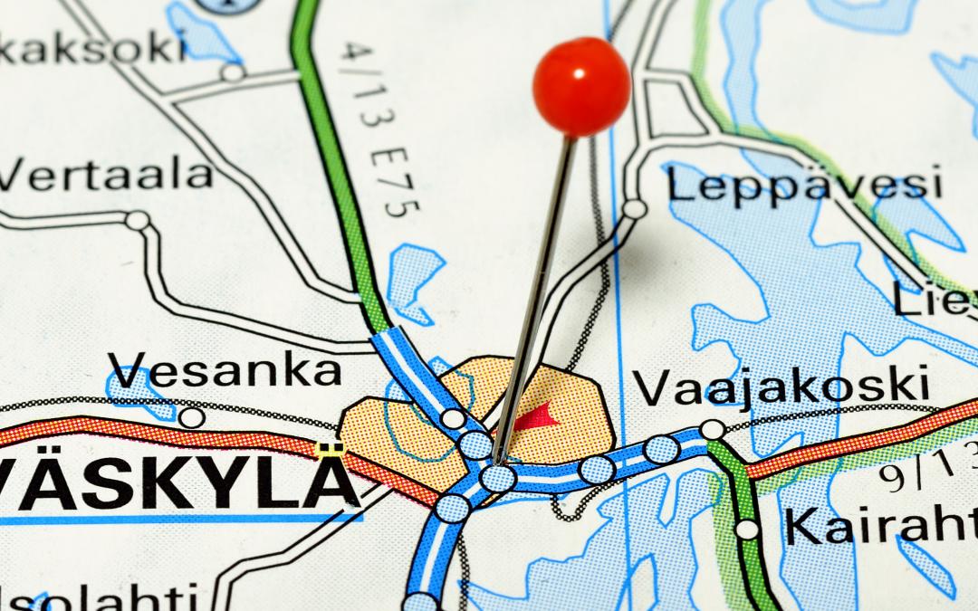 (Keski-)Suomen Ateenan paikallisosaston – eli Jyväskylän kuulumiset