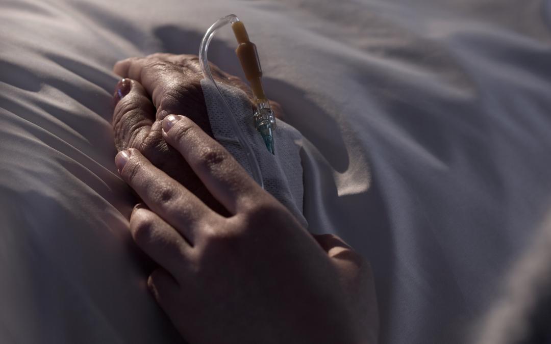 Lääkärin ja kuoleman kohtaamisesta