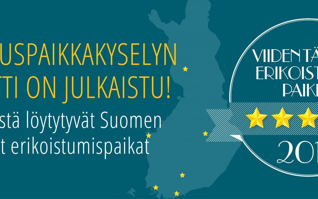 Lista Suomen parhaista koulutuspaikoista lääkäreille!