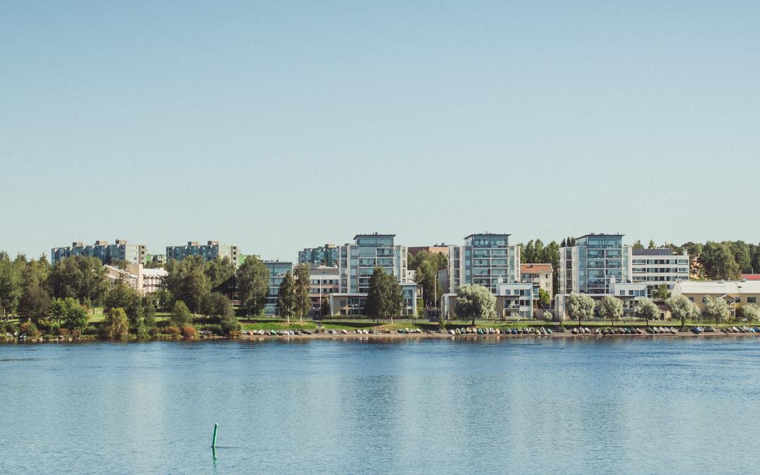 Oulu – aktiivista toimintaa jo vuodesta 1986 !