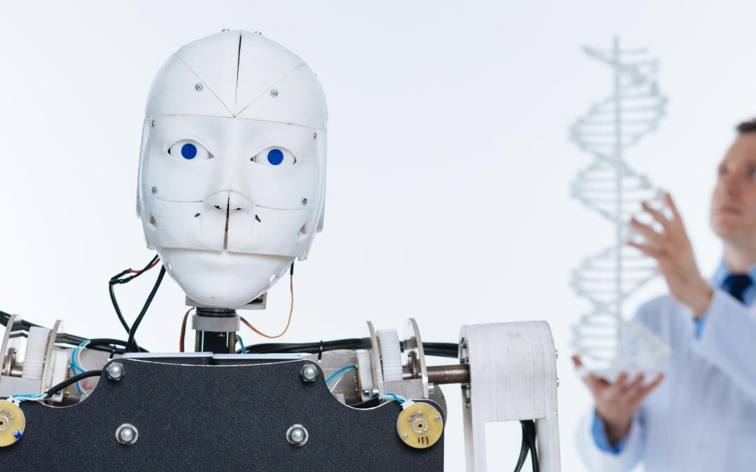 Tulevaisuuden lääkäri – Terminaattori vai Robocop?
