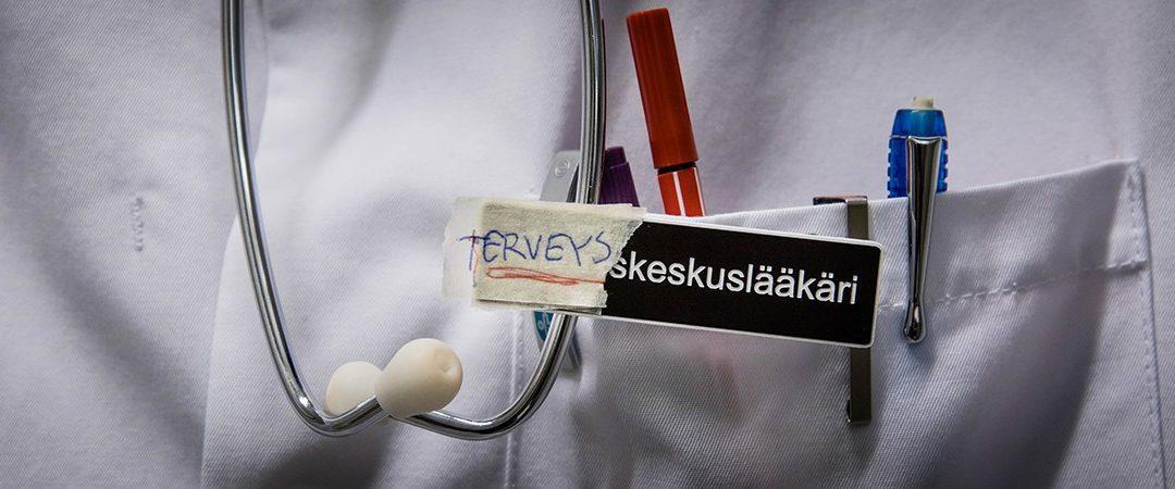 Arvauskeskuslääkäristä terveyskeskuslääkäriksi?
