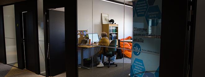 NLY sai uuden toimiston – mutta minkälaisen