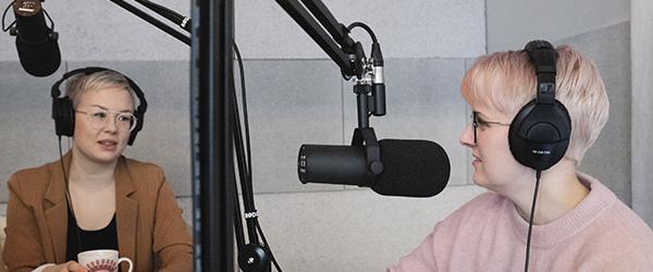 Millaista on tehdä podcastia?