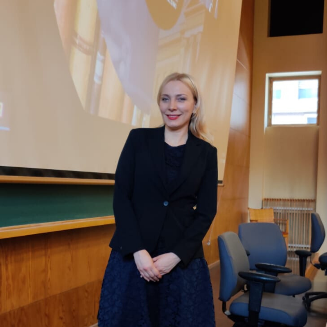 Nuori Tutkija – Anastasiya Verho: Changes in biological and behavioural cardiovascular risk factors among Russian adolescents during the transition period of the country