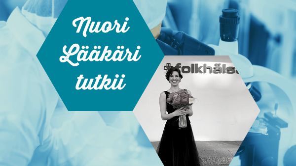 Nuori lääkäri tutkii: Anna Westberg – Maternal overweight in pregnancy and offspring health outcomes in late adulthood